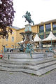 Austria-01474 -Leopold V Fountain-Flickr.jpg