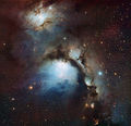 Messier 78 - a reflection nebula in Orion.jpg