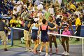 1st round US Open 2013 doubles (9630777375).jpg
